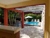 Alquiler en zona de playa Cuba, playa Guanabo, casa de 5 cuartos
